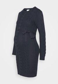 MLPHINE DRESS - Jumper dress - carbon