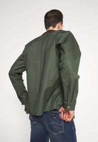 Armani Exchange - 5 POCKET PANT - Slim fit jeans - indigo denim - 3