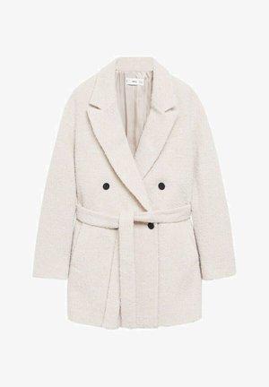 LAPIZ - Manteau classique - beige