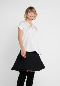 By Malene Birger - LEELA - A-line skirt - black - 3