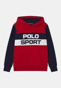 Polo Ralph Lauren - HOOD - Mikina - red - 0