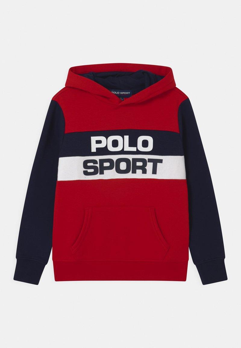 Polo Ralph Lauren - HOOD - Mikina - red