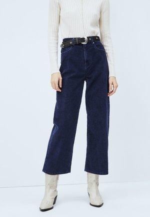 LEXA SKY HIGH - Relaxed fit jeans - tinta