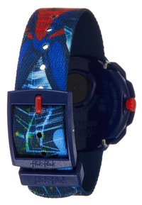 Flik Flak - SPIDERMAN IN ACTION - Hodinky - blue - 1