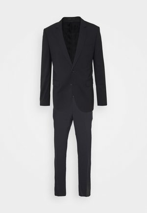 SUIT FULLY LINED - Kostym - dark blue
