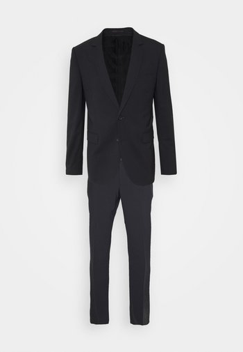 SUIT FULLY LINED - Costume - dark blue