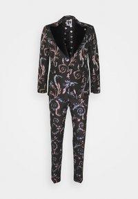 Twisted Tailor - WOOLATON SUIT - Suit - black - 0