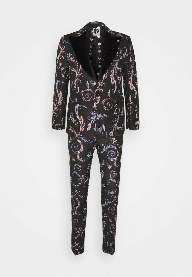 Twisted Tailor - WOOLATON SUIT - Suit - black