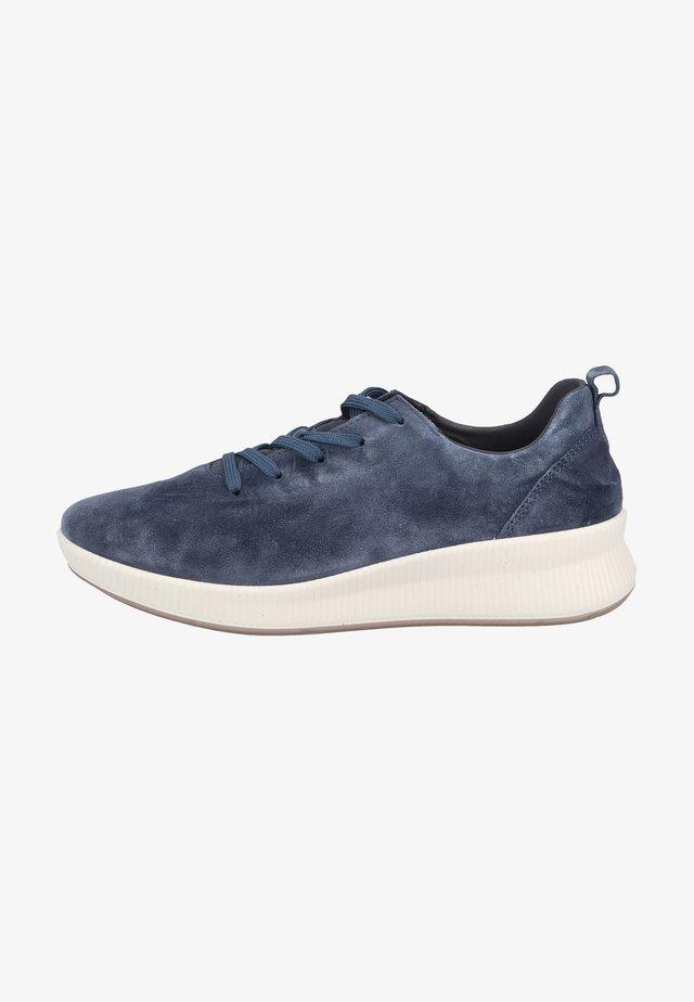 Baskets basses - indacox (blau)