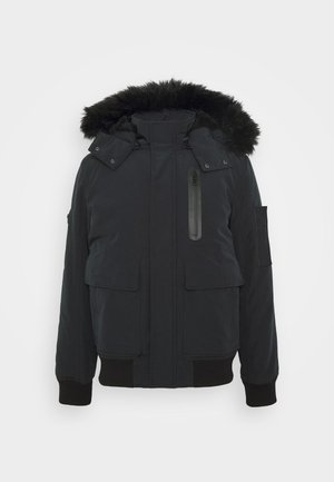 SMU FRANK - Winter jacket - black