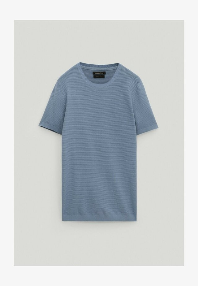 T-shirt basique - light blue