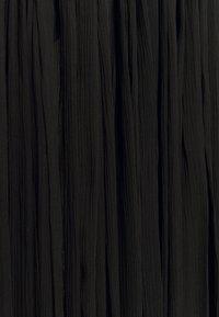 Thurley - JOSIE SKIRT - Długa spódnica - black - 2