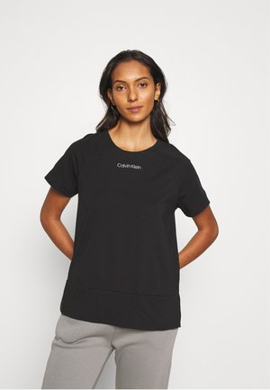 ECO CREW NECK - Pyjama top - black