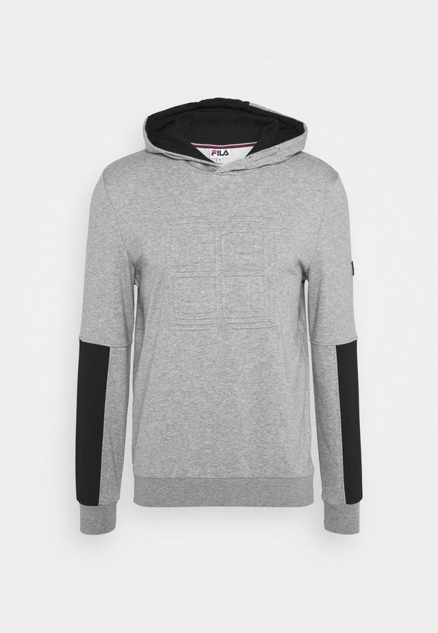 FLO - Sweatshirt - light grey merlange