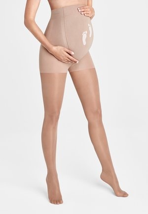 Tights - fairly light/white