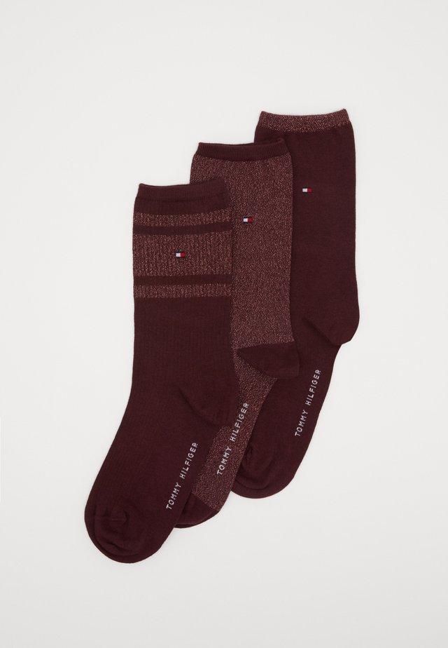 SOCK GIFTBOX 3 PACK - Socks - winetasting