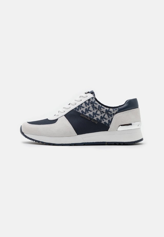 ALLIE TRAINER - Sneakers laag - navy/optic white