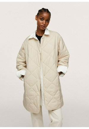 WATERDICHTE - Down jacket - open beige