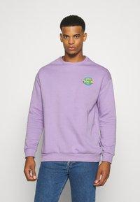 YOURTURN - UNISEX - Sweatshirt - lilac - 2