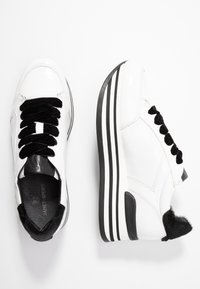 Janet Sport - Sneakers - karla/nero/roccia - 3
