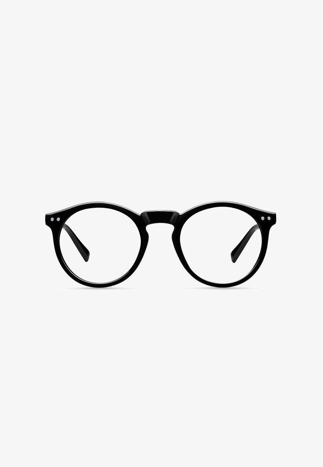 KUBU BLUE LIGHT - Blue light glasses - black
