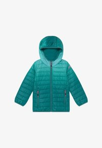 CMP - GIRL JACKET FIX HOOD - Winter jacket - lake - 2