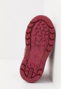 Viking - SPRO GTX UNISEX - Winter boots - dark red/red - 5