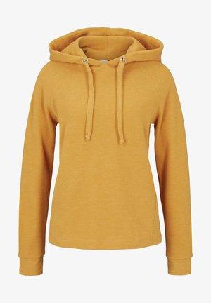 Hoodie - orange yellow
