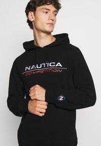 NAUTICA COMPETITION - CONVOY - Hoodie - black - 3