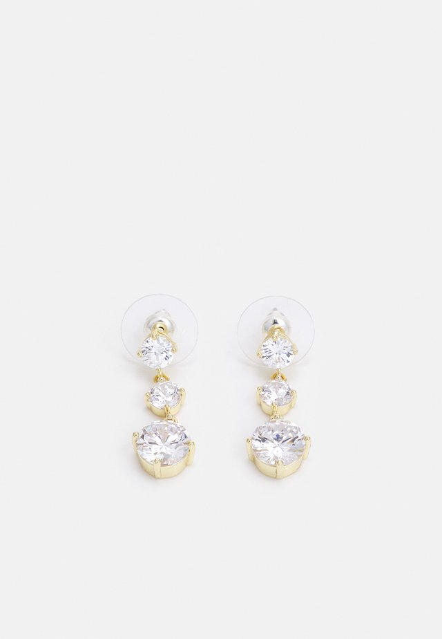 LUIRE SHORT - Earrings - gold-coloured