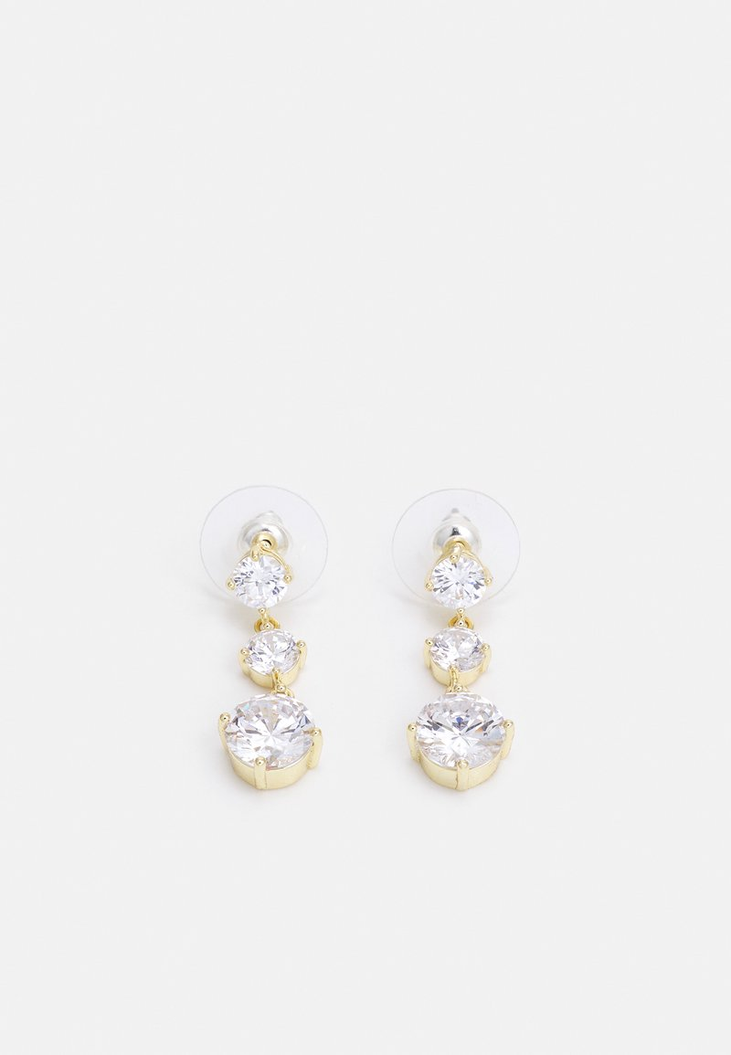 SNÖ of Sweden - LUIRE SHORT - Earrings - gold-coloured