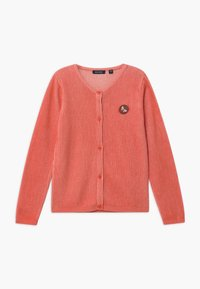 Blue Seven - KIDS - Strikjakke /Cardigans - ginger - 0