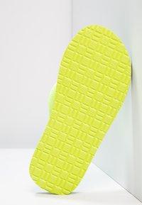 LICO - FLAMENCO - T-bar sandals - marine/lemon - 4