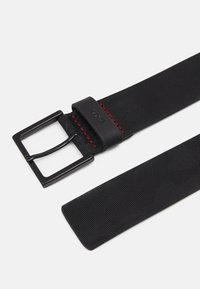 HUGO - GIOVE - Belt business - black - 2