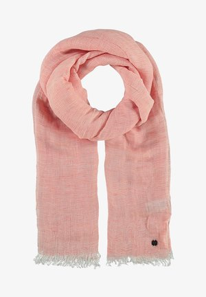 Scarf - coral