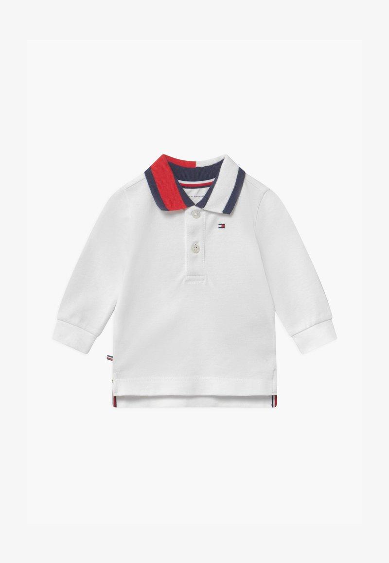 Tommy Hilfiger - BABY - Poloshirt - white