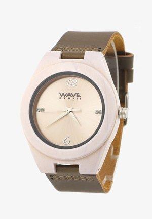 Horloge - weißer ahorn