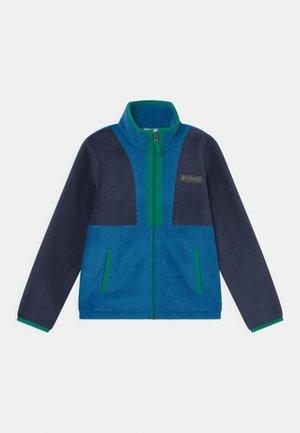 BACK BOWL™FULL ZIP UNISEX - Veste polaire - collegiate navy/bright indigo