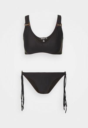 TRIM STRAP DETAIL SET - Bikini - black