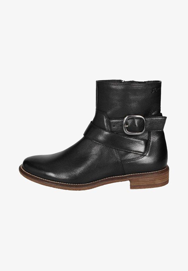 HOARA - Korte laarzen - black