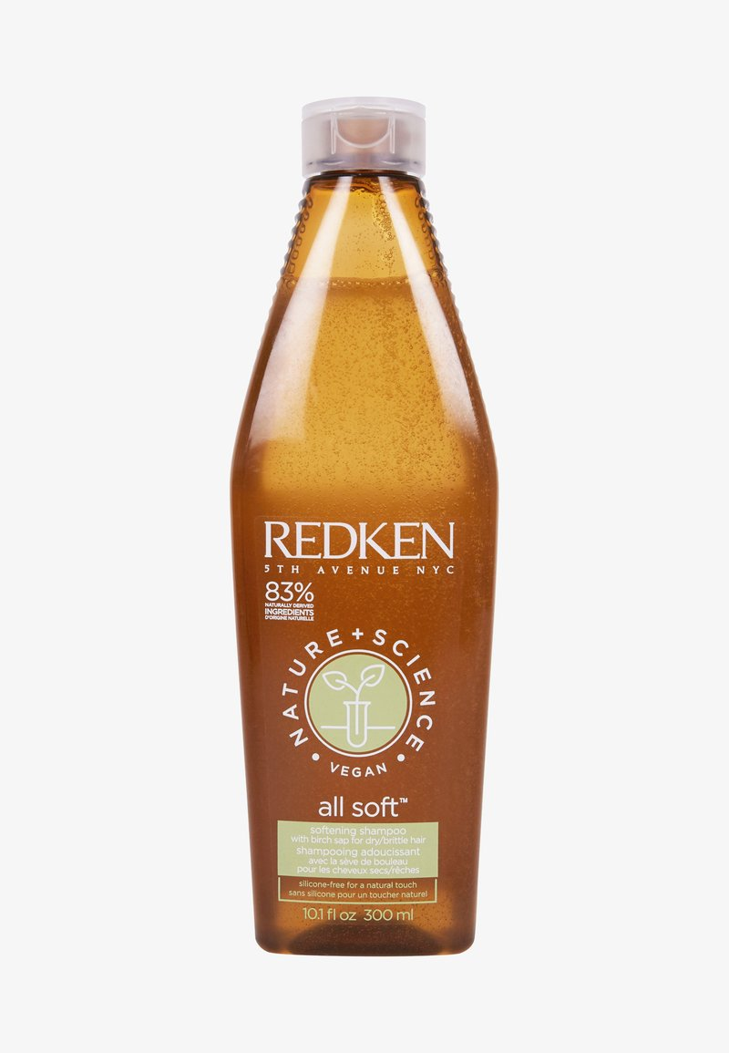 Redken - NATURE+SCIENCE ALL SOFT SHAMPOO - Shampoing - -