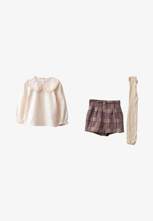 SETS - Shorts - beige