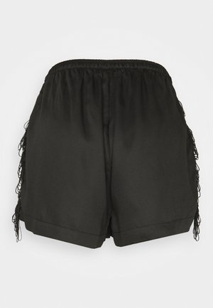 FREYA - Pyjama bottoms - black