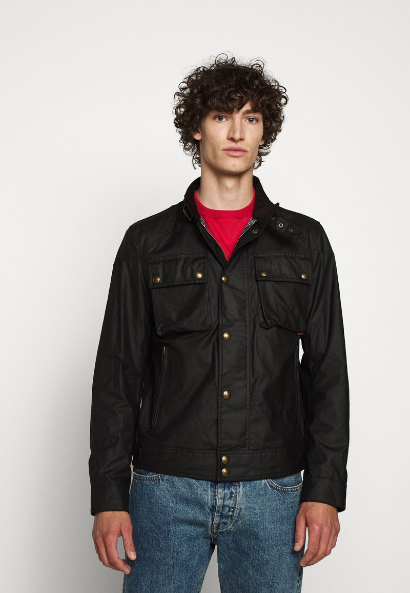 Belstaff - RACEMASTER  - Summer jacket - black