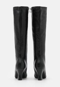 RAID Wide Fit - WIDE FIT JACEY - Boots - black - 3