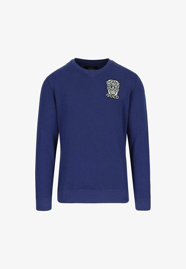 MINILOGOS - Sweater - blue