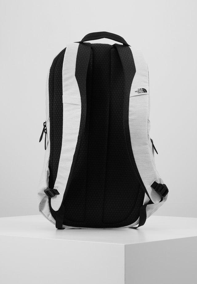 ELECTRA - Mochila - white metallic melange/black