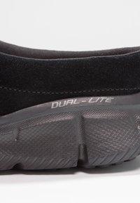 Skechers Sport - EQUALIZER - Mules - black - 5