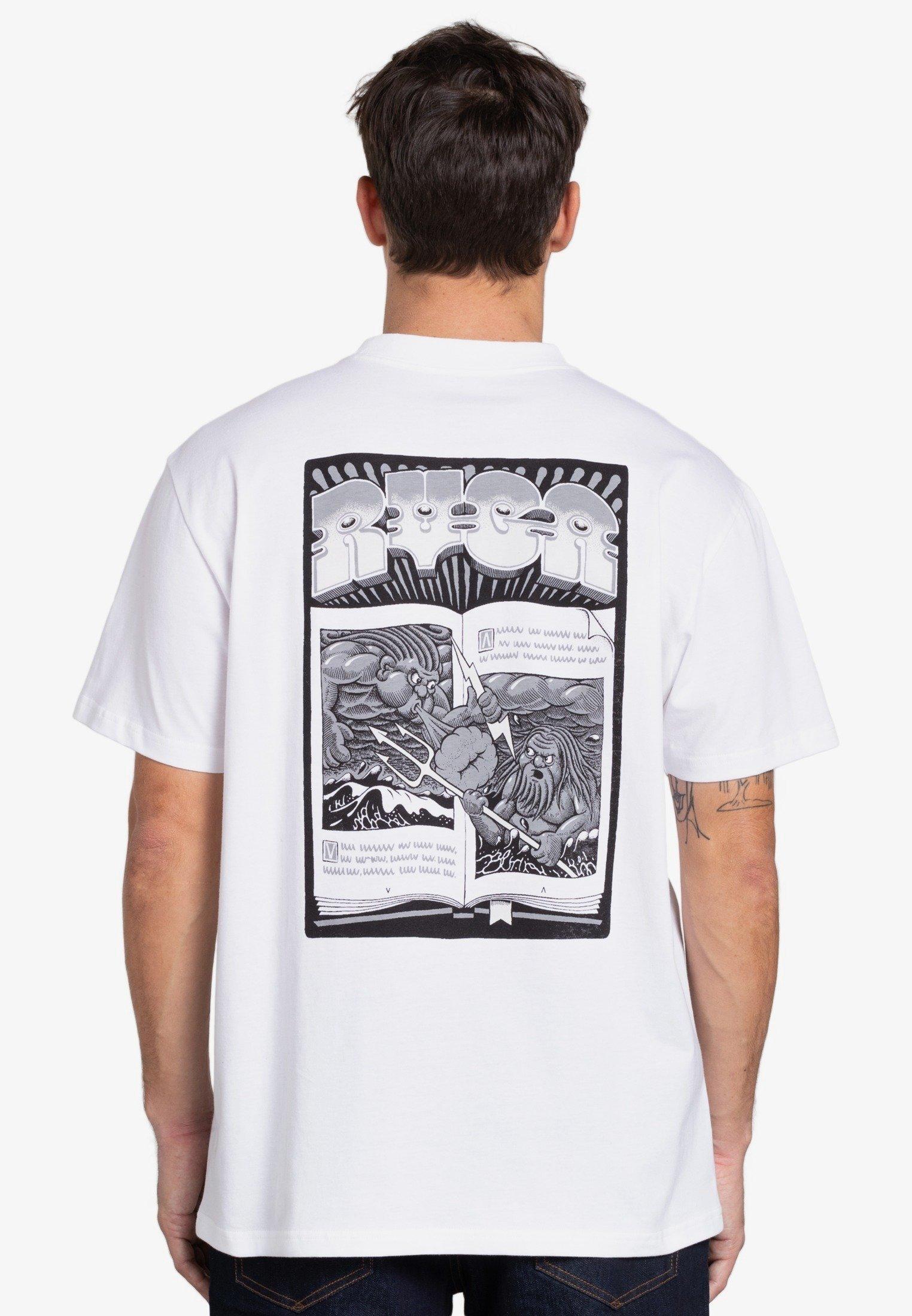 Herren BATTLE - T-Shirt print