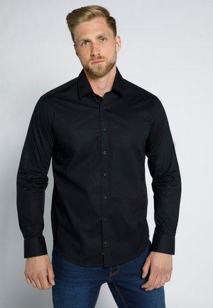 MANCHES LONGUES - Zakelijk overhemd - noir